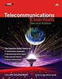 img - for By Lillian Goleniewski Telecommunications Essentials, Second Edition: The Complete Global Source (2nd Second Edition) [Paperback] book / textbook / text book