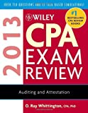 Wiley CPA Exam Review 2013, Auditing and Attestation