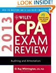 Wiley CPA Exam Review 2013, Auditing...