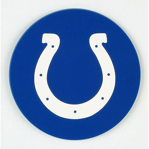 Indianapolis Colts Coaster (Set Of 4) at Amazon.com