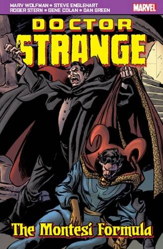 Doctor Strange: The Montesi Formula (Marvel Pocketbooks)