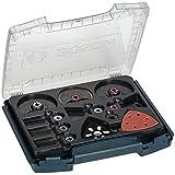 Bosch 2608662013 GOP Zubehörset OMT Pro-Set 36-teilig i-Boxx Innenausbau