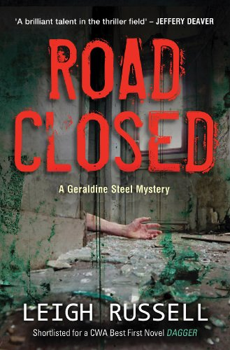Road Closed (DI Geraldine Steel, #2)