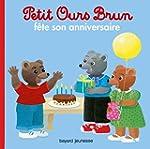 Petit Ours Brun f�te son anniversaire
