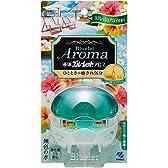液体ブルーレットおくだけアロマ トイレタンク芳香洗浄剤 本体 リフレッシュアロマの香り 70ml