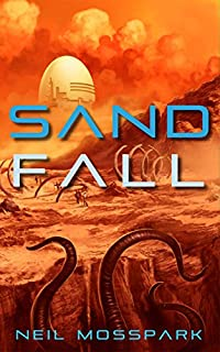 Sand Fall by Neil Mosspark ebook deal