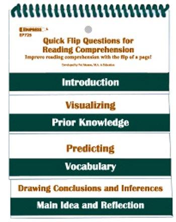 Edupress Quick Flip Questions For Reading