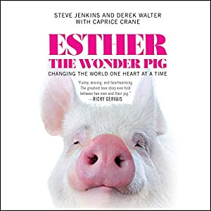 Esther the Wonder Pig Audiobook