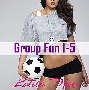 eXplicitTales: Group Fun Audiobook