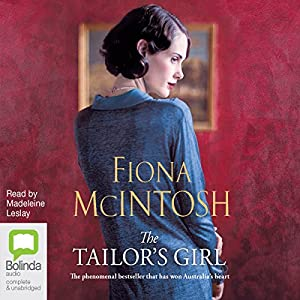 The Tailor's Girl Audiobook