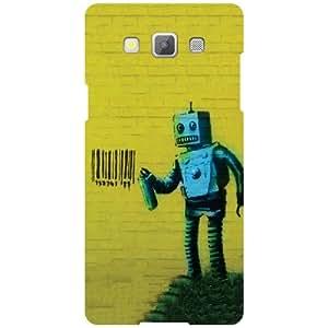 Printland Phone Cover For Samsung Galaxy A5 SM-A500GZKDINS/INU