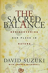 """Cover of """"The Sacred Balance: Rediscoveri..."""