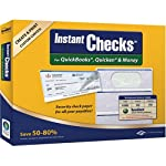 VersaCheck Instant Checks Form # 3000 Standard Business Check, Green Prestige,250 Sheets/750 Checks
