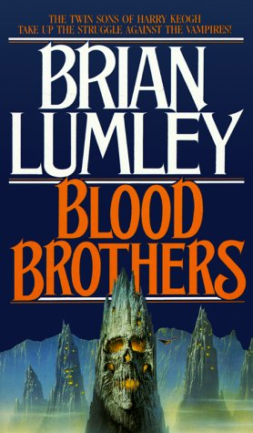 Blood Brothers (Necroscope: Vampire World Trilogy), Brian Lumley
