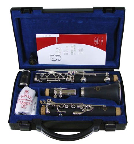 Buffet B12 Bb Clarinet outfit