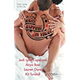 What Happens In Vegas...: Hot For You\Stripped\Red-Handed\The Deal ~ Anya Bast