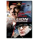 Billion Dollar Brainby Michael Caine