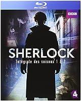 Sherlock - Intégrale des saisons 1 et 2 [Blu-ray]