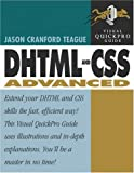 Dhtml and Css Advanced (0321266919) by Jason Cranford Teague