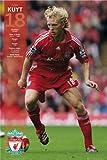 Dirk Kuyt Liverpool FC Sport 61×91.5cm Poster