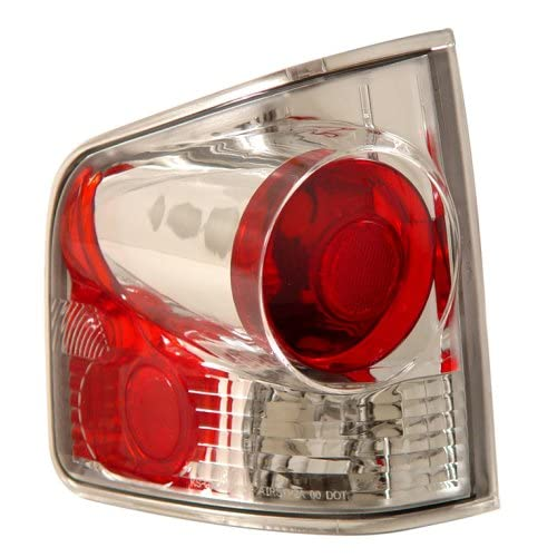 CHEVY S10 GMC JIMMY 94 04 TAIL LIGHTS 3D STYLE CHROME
