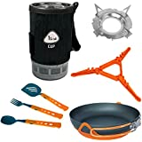 Jetboil Backcountry Gourmet Cooking System Set