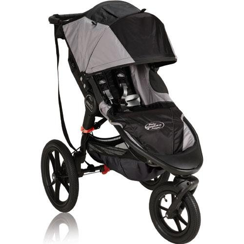 Baby Jogger Summit X3 Single Stroller, Black