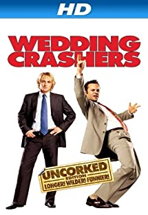 Wedding Crashers Cover