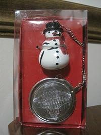 Snowman Spice Ball