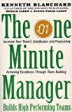 img - for One Minute Manager Builds High Performing Teams (The One Minute Manager) book / textbook / text book