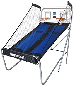 Wild Sports 2 Player Arcade Basketball System by Wild Sports