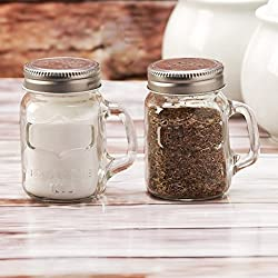 Yorkshire salt and pepper