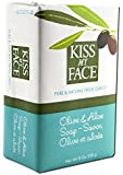 Kiss My Face Bar Soap Olive & Aloe