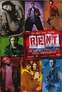 Amazon.com: Rent 27x40 Movie Poster (2005): Posters & Prints
