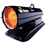 Mr. Heater 50,000 BTU Kerosene Forced-Air Heater #MH50K ~ Mr. Heater