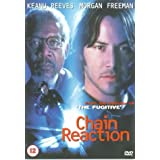 "Chain Reaction - Dvd [UK Import]von ""Keanu Reeves"""