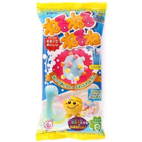 DIY candy paste kit Kracie Popin' Cookin' soda - 1