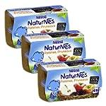 B�b� Nestl� Naturnes Pommes Pruneaux...