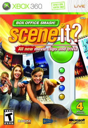 Microsoft-Scene It? Box Office Smash Bundle