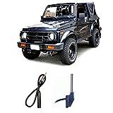 Suzuki Samurai 1986-1995 Factory OEM Replacement Radio Stereo Custom Antenna