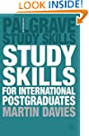 Study Skills for International Postgr...