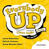 Everybody Up Starter Class Audio Cds: Beginning to High Intermediate, Grade K-6