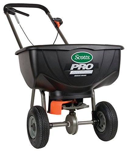 Great Features Of Scotts Pro EdgeGuard Broadcast Spreader