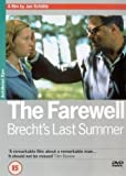 The Farewell - Brecht's Last Summer [DVD] [2001]