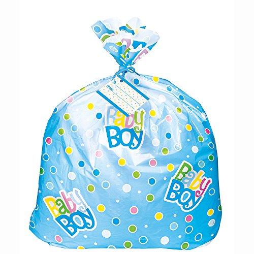 jumbo-plastic-blue-polka-dot-boy-baby-shower-gift-bag