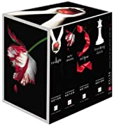 The Twilight Saga Complete Collection by Stephenie Meyer cover image