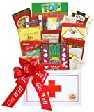 California Delicious Get Well Wishes Care Package, 4 Pound