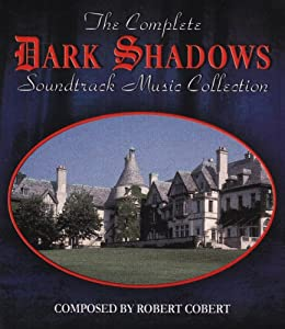 Dark Shadows: Complete Soundtrack Music Collection from Mpi Home Video