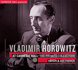 At Carnegie Hall: Private Collection - Haydn & Beethoven