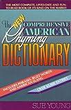 New Comprehensive American Rhyming Dictionary (Harperresource Books)